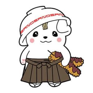 Sanomaru mascot