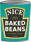 A tin of Heinz baked beans