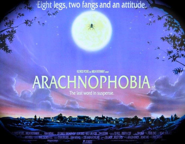 Arachnophobia the 1990 film