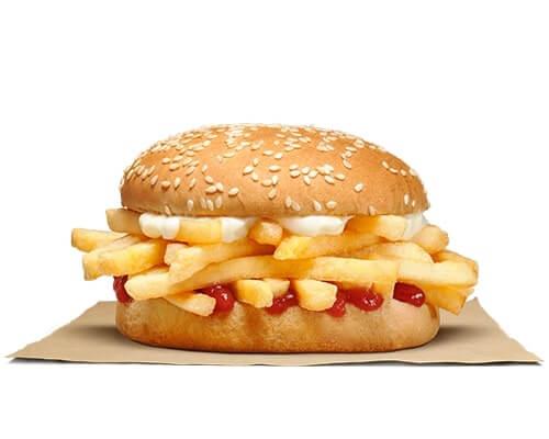 Burger King's Chip Burger