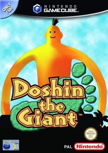 Doshin the Giant on the GameCube