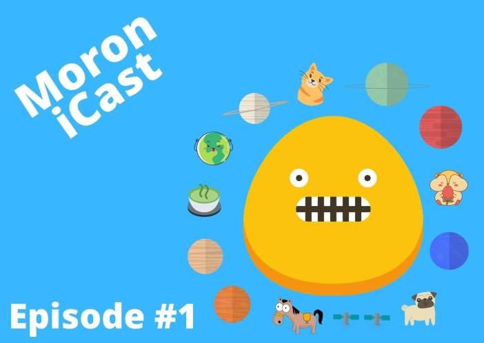 MoroniCast Episode 1