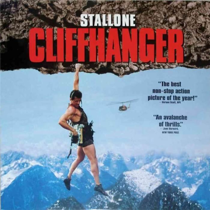 Cliffhanger the 1993 Stallone film