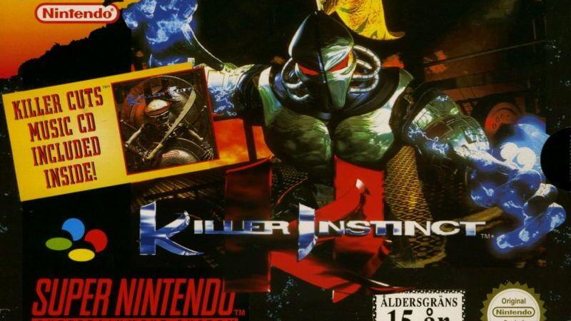 Killer Instinct on the Super Nintendo