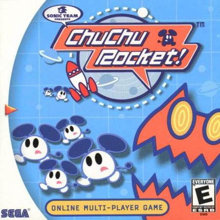 Chu Chu Rocket on the Dreamcast