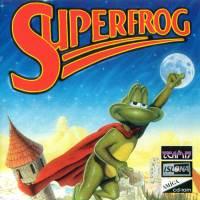 Superfrog: Smug Looking Amiga Supehero Frog-Based Romp