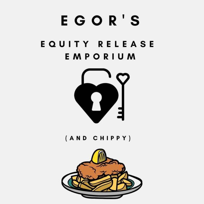 Egor's Equity Release Emporium (and chippy)
