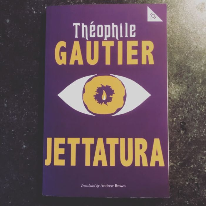 Jettatura by Théophile Gautier
