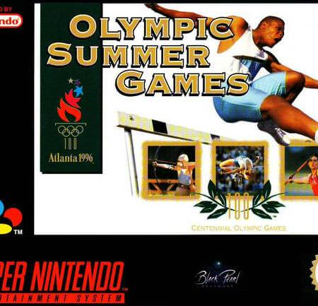 Olympic Summer Games on the Super Nintendo