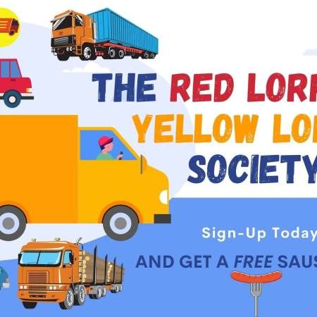 The Red Lorry, Yellow Lorry Tongue Twister Society