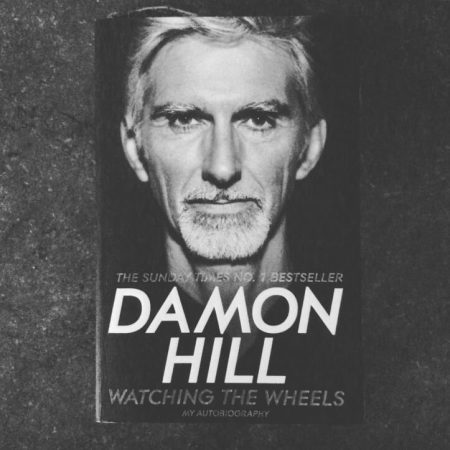 Watching the Wheels autobiography by Damon Hill