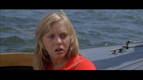 Ann Dusenberry in Jaws 2