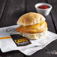 Pasty Barm: Stodge Happy Bolton Delicacy is Food