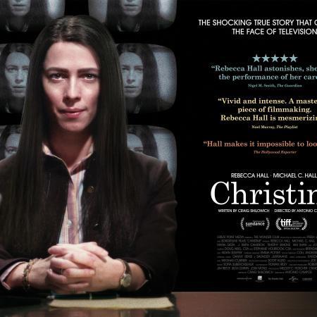 Christine 2016 film with Rebecca Hall
