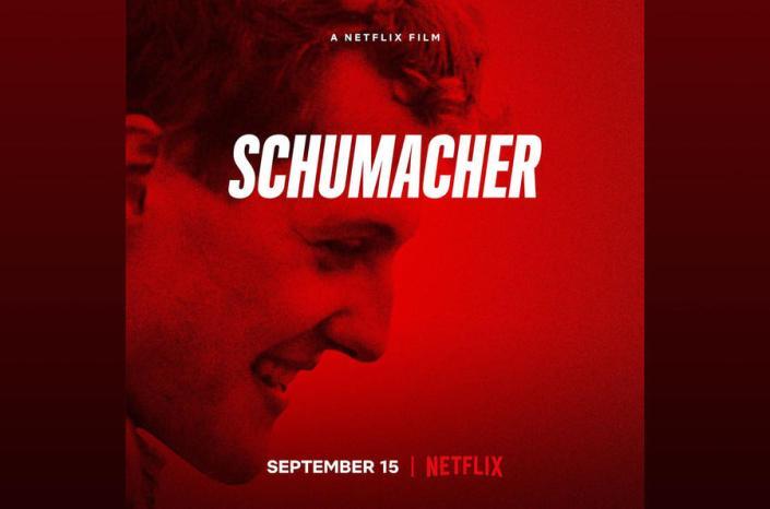 Michael Schumacher Netflix documentary