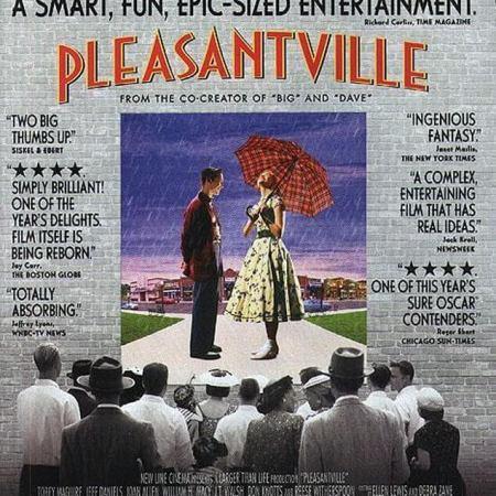 Pleasantville the 1998 film