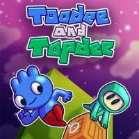 Toodee and Topdee: Clever Cosmic Disturbance of a Platformer