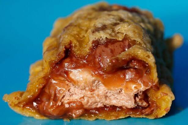 Deep-Fried Mars Bar