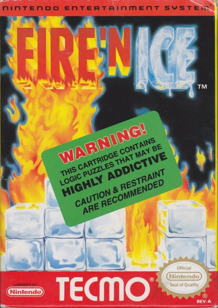 Fire 'n Ice on the NES