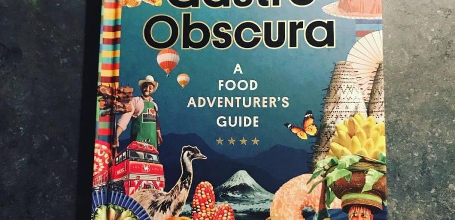 Gastro Obscura book