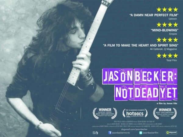 Jason Becker Not Dead Yet documentary