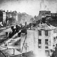The First Photographs from History (the 19th century)